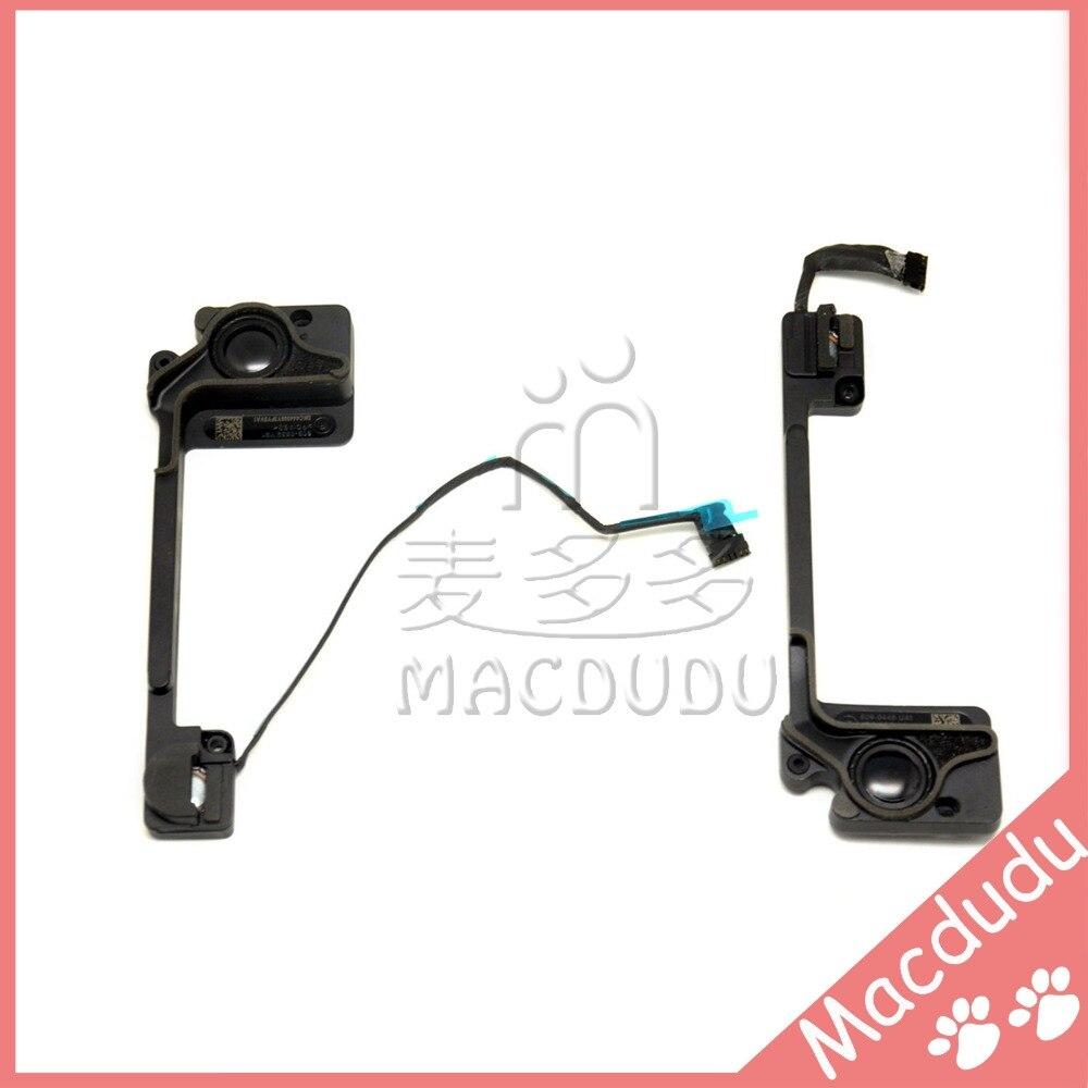 Nouveau A1502 Haut-Parleur Gauche + Droite pour Macbook Pro 13 Retina A1502 2013 2014 2015 Année