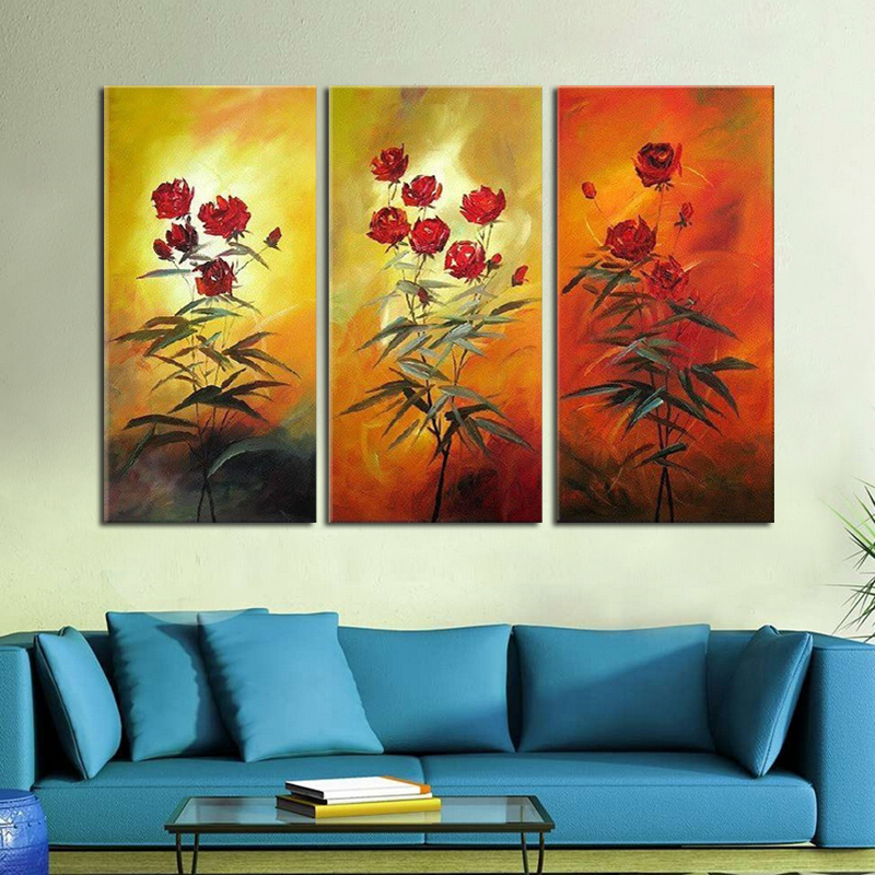 Art handmade abstract oil painting on canvas modern 100% original directly  hot saling Free shipping
