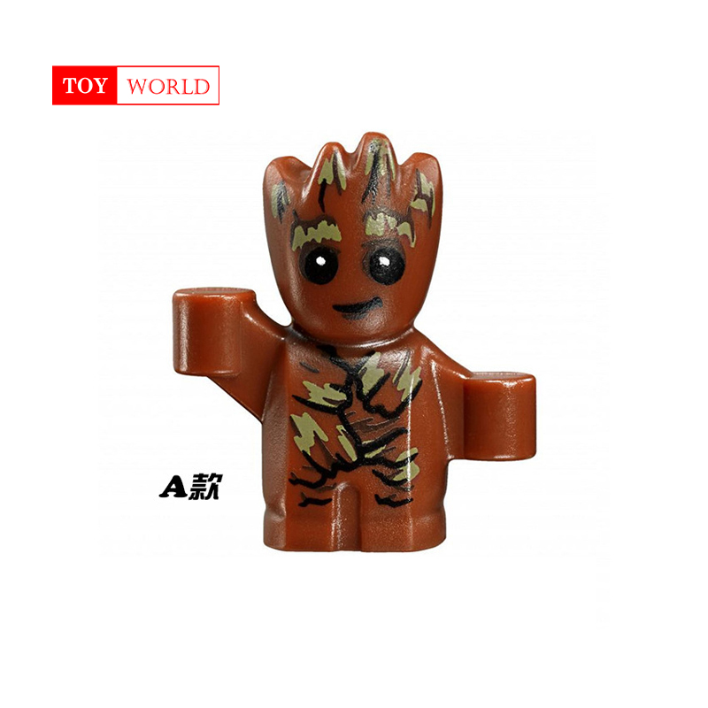 For legoing Marvel Super Heroes Avengers Wonder Woman Guardians of the Galaxy Batman X man flash DC Building Blocks Toys Figures