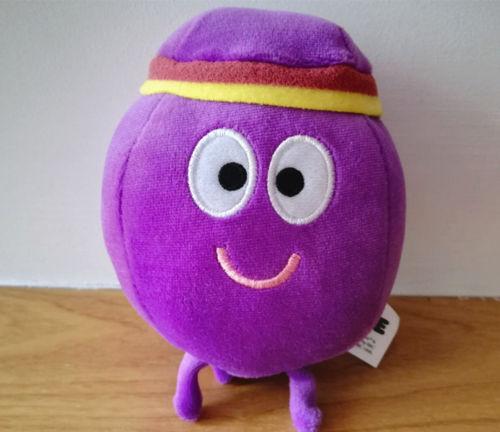 New Hey Duggee Betty 5 Plush Doll Toy