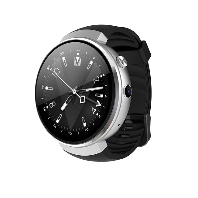 Silver Smartwatch android iphone samsung 5c649caf6d66b