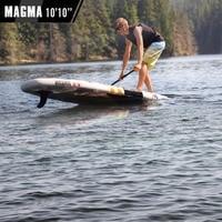 Aqua Marina Magma 10'10 BT 17MA Inflatable surf board surfboard inflatable sup board with pedal control sup board