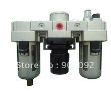 Бесплатная доставка модель AC4000-04 пневматический регулятор воздушного фильтра 1/2 » фарфоровый завод 5 шт. в серии