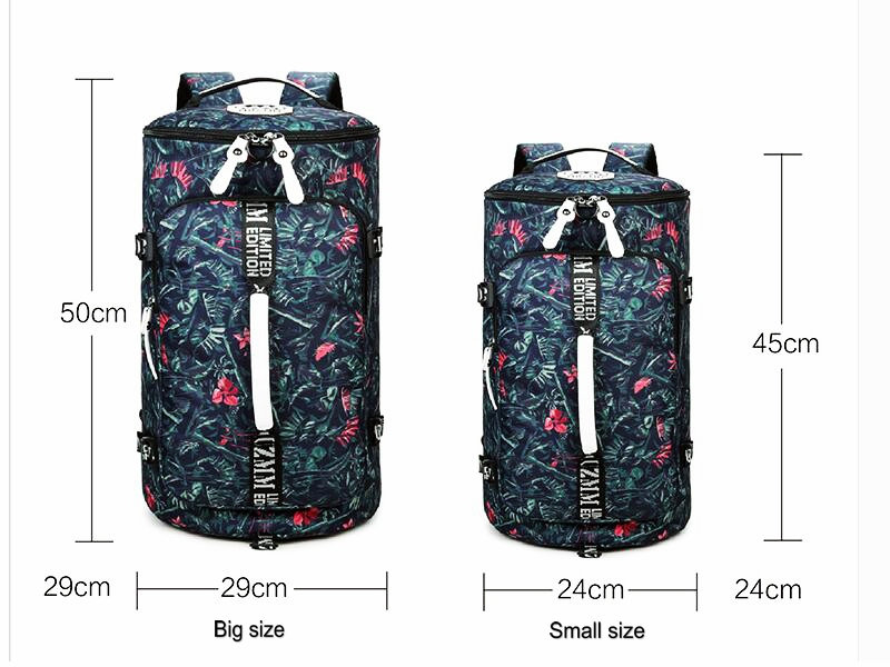 Detail Feedback Questions about women sports bag Gym Bag Outdoor ... 0a1dfc9559a77