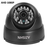 AHD Camera 1080P FULL HD 1920 1080 AHDH 24 IR LED 3 6MM Lens Indoor Dome