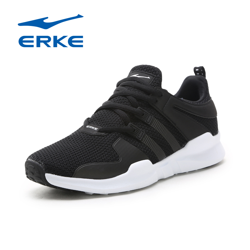 ERKE Hot Running Shoes Men Outdoor Jogging Sports Shoes Breathable Cool Sneakers Men Trainers Shoes Zapatos Para Correr 2017
