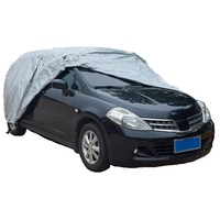 Nylon Full Car Cover Outdoor Snow Covers 1 Pcs Protection Auto Accessories Vehicle Cover