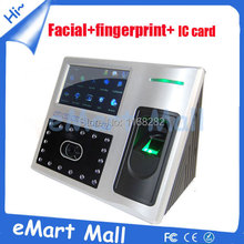 facial & IC/MF card recognition time attendance & access control