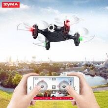 Dron Original SYMA X21W RC con cámara FPV en tiempo Real Wifi transmisión Quadcopter RC helicóptero modo sin cabeza juguetes para niños