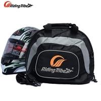 Free shipping 1pcs Motocross Motorbike Scooter Helmet Pack Carry Tail Bag Waterproof Shoulder Bag Motorcycle Helmet Bag