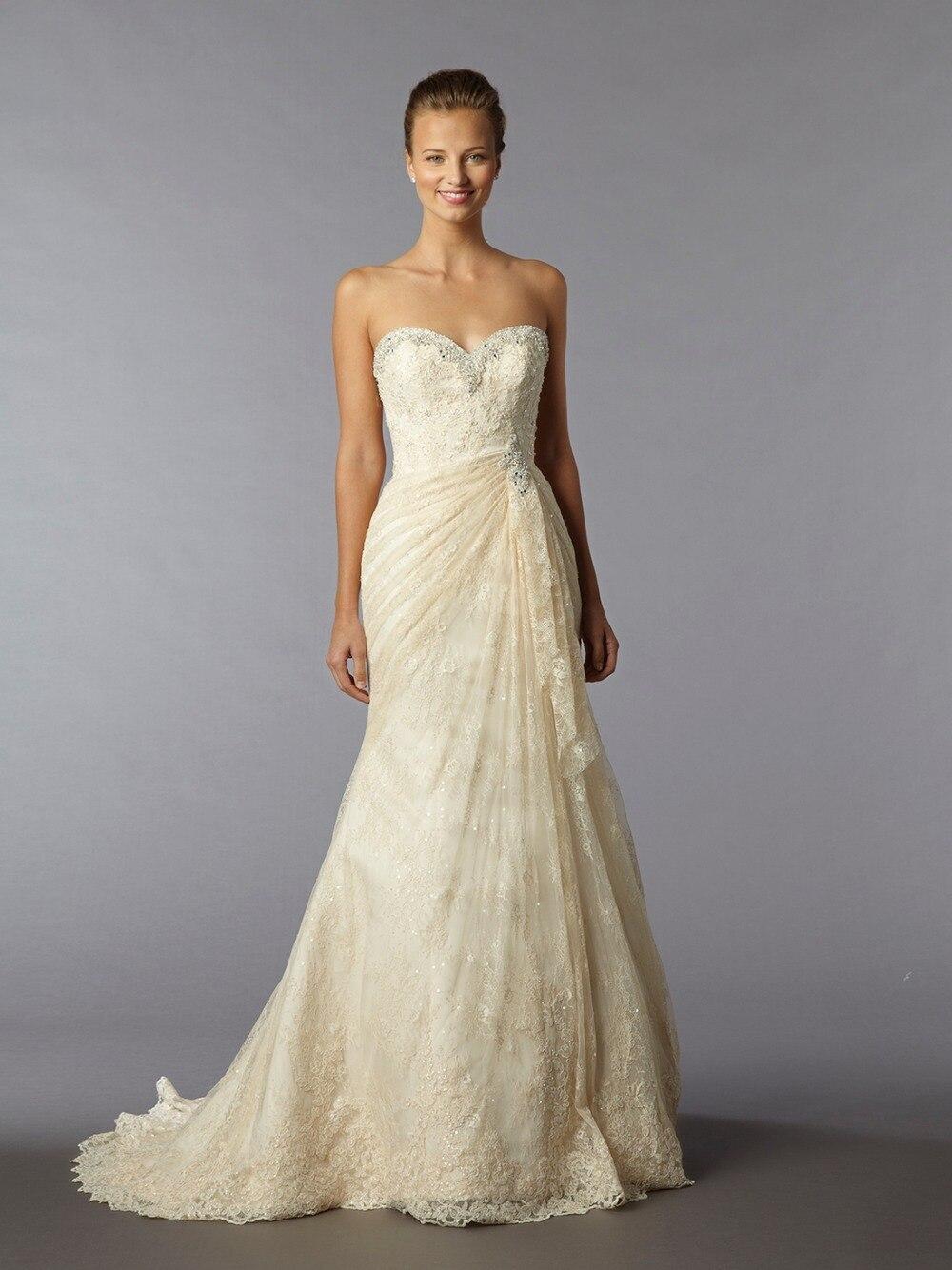 achetez en gros robe de mariage champagne couleur en ligne des grossistes robe de mariage. Black Bedroom Furniture Sets. Home Design Ideas