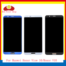 цена на Original 5.99 For Huawei Honor View 10 LCD Display Touch Screen Digitizer Assembly For Honor V10 LCD Complete BKL-AL00 BKL-AL20