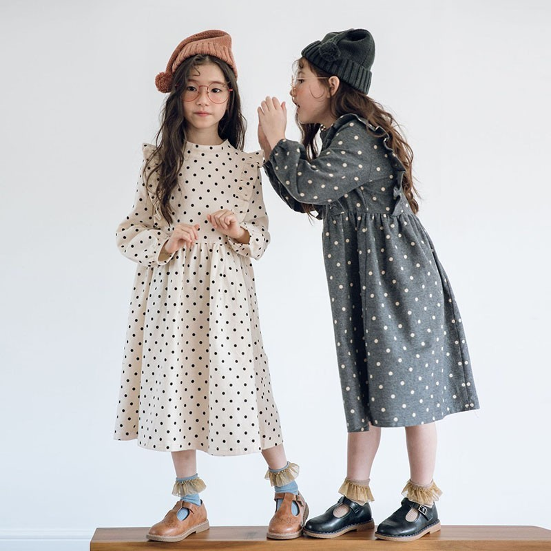 Velvet Long Winter Dress For Girl Kids Cotton Long Sleeve Dress Girls Children Clothes Age Size 4t 6 8 9 10 11 12 14 15 Years teenage girls plaid clothes autumn girl dress long sleeve children dress kids dresses for girls size 3 4 6 7 8 9 10 11 12 13 14