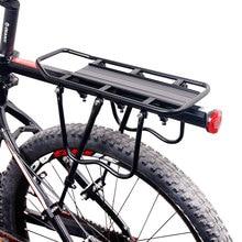 Deemount велосипедный багаж Перевозчик грузовой задний стеллаж полка Велоспорт Подседельный штырь сумка держатель подставка для 20-29 дюймов велосипеды с установочными инструментами