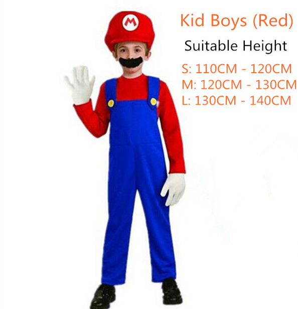 Adlut-kids-Super-Mario-Luigi-Brothers-Unisex-Cosplay-Costume-Hats-Mustache-Funny-Clothing-Fancy-Dress-Jumpsuits.jpg_640x640 (7)