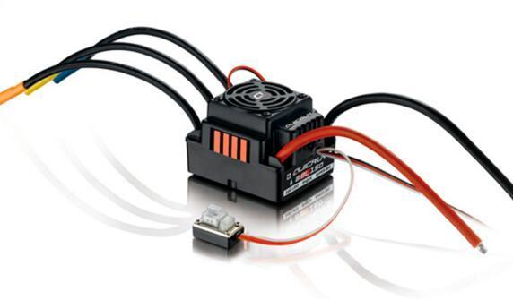Hobbywing QUICRUN-WP-8BL150 Waterproof 150A Brushless ESC,1/8 RC Car Buggy truck