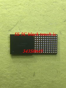 Image 1 - 10pcs/lot For iPhone 5S 5c Touch Screen Interface IC U15 343S0645 black color