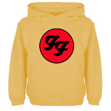 Foo Fighters Hard Rock And Roll Band Hip Hop Hoodie Men Women Boy Girl NIN Nine Inch Nails Sweatshirt Pullover Off White Jackets(China)