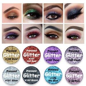 Image 2 - PHOERA Morbido Glitter Eyeshadow Pallete Metallic Opaco Naturale Ombretto Shimmer Polvere di Cosmetici del Pigmento di Trucco Lunga Durata 2019