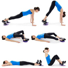 2 pcs/set Gym Fitnes...