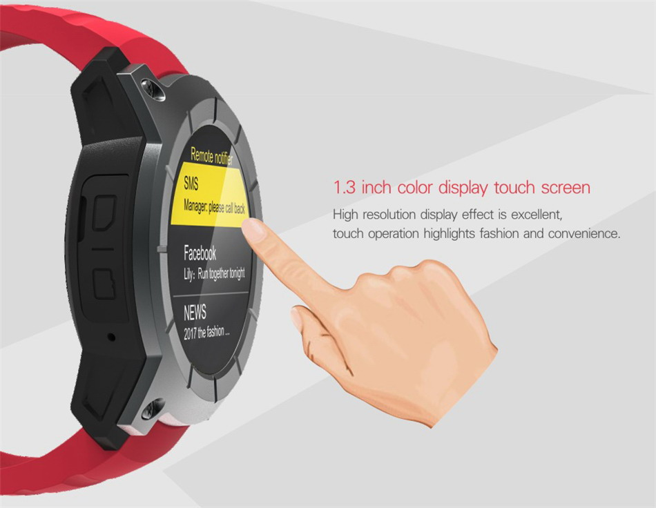 Makibes G05 GPS Smart Watch (14)