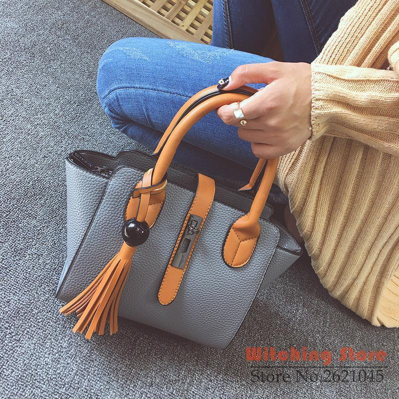Perfect# In the autumn of 2016 new fringed wings shoulder bag hand Europe and America fashion handbags FREE SHIPPING purnima sareen sundeep kumar and rakesh singh molecular and pathological characterization of slow rusting in wheat