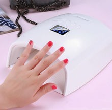 Sunuv Brand New S10 Uv Lamp Nail Dryer Pro Led Gel Fast Curing Baking Polish Ice For Manicure Machine