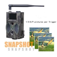 Hunting Camera 12MP Photo Traps Email MMS GPRS SMTP 1080P Night Vision Hunting Traps HC300M Trail