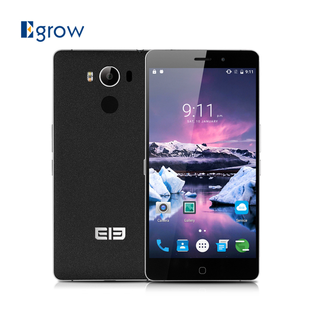 Original Elephone P9000 Android 6.0 Cell Phone MT6755 Octa Core 4GB RAM+32GB ROM Mobile Phone 5.5 inch 2G/3G/4G Smartphone