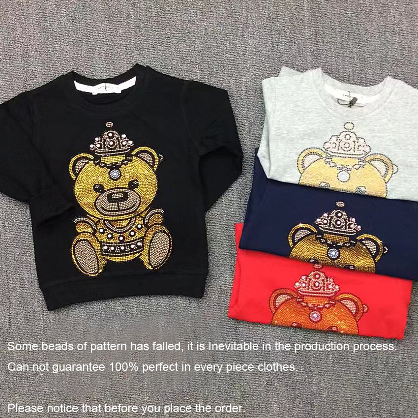 Baby Boys & Girls Cotton t Shirts Fall Autumn Spring Long Sleeve Girl Top For Kids T-shirt Baby Girls Clothes Retail 2-7 Years