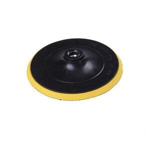 """1 шт. 7 """"/180 мм M14 угловой шлифовальный круг шлифовальная бумага полировальные диски модные полировальные капот"""