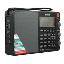 Tecsun PL 880 Hiệu Suất Cao Full Ban Nhạc Kỹ Thuật Số cầm tay Chỉnh Stereo với LW/SW/MW SSB PLL Chế Độ FM (64 108MHz)