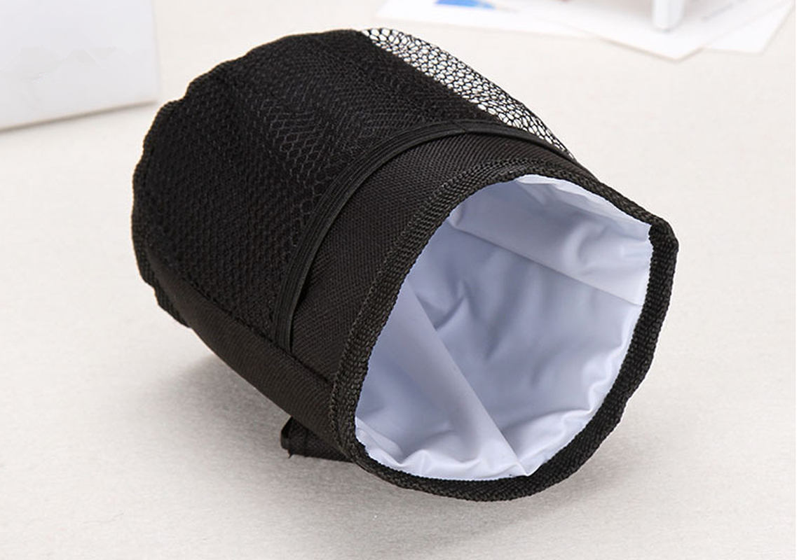 รถเข็นเด็กทารกใหม่ Universal Cup Organizer กระเป๋าตาข่ายรถเข็นเด็กทารกรถเข็นเด็กทารกผู้ถือขวดรถเข็นเด็กอุปกรณ์เสริม