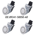 4PCS PDC Backup Ultrasonic Parking Sensor For Lexus LS430 4.3L 89341-50050-A0 89341-50050 188200-5750
