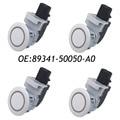 4PCS PDC Backup Ultrasonic Parking Sensor For Lexus LS430 4.3L 89341-50050-A0 89341-50050 188200-5750