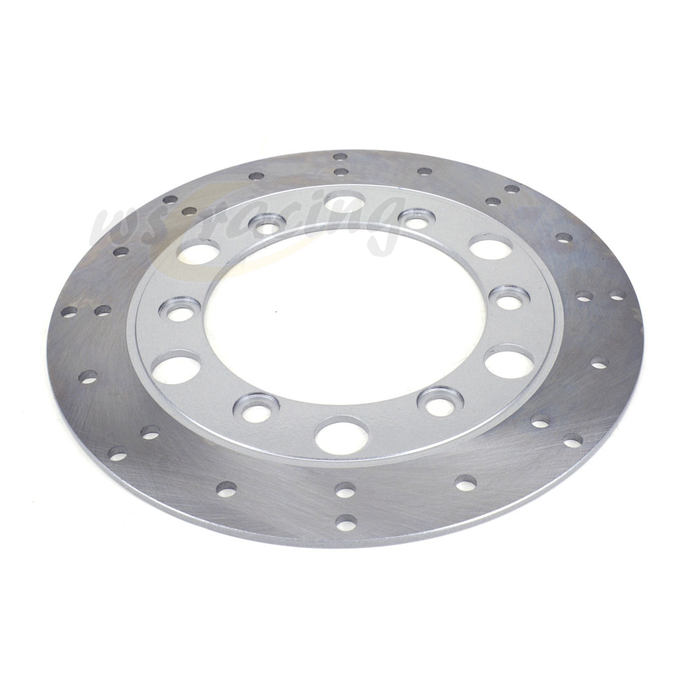 Front Disc Brake Rotor For Honda CMX250 1985-2012 CMX 250 Rebel CA250 1996 1997 1998 1999 2000 2001 2002 2003 2004 2005-2012 mfs motor front rear brake discs rotor for suzuki gsxr 600 750 1997 1998 1999 2000 2001 2002 2003 gsxr1000 2000 2001 2002 gold