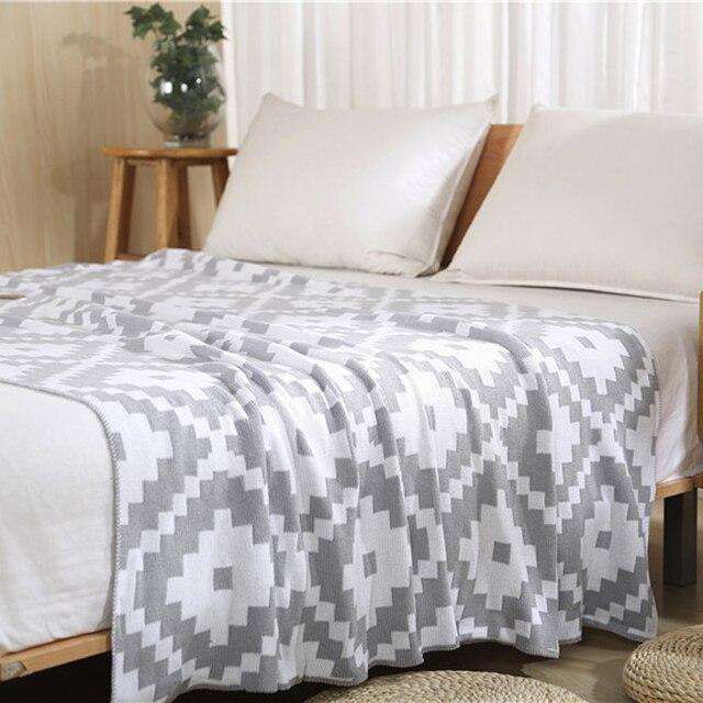 120X180 cm manta adultos para secreto cama tejer algodón tirar en ...