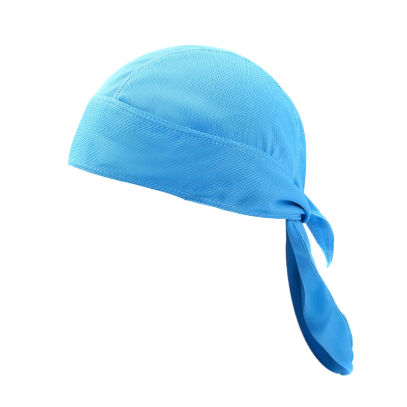 Cheap Sale Cycling Caps Breathable Quick Dry Moisture Wicking Sunshade Head Cover Headscarf Outdoor Bike Bicycle Sportswear Moderate Price