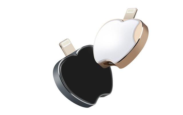 Mini otg micro usb pen drive para iphone 7 6 plus 8 gb 16 gb para macbook/pc 32 gb 64 gb de memoria flash pen drive 128 gb para ipad/ipod