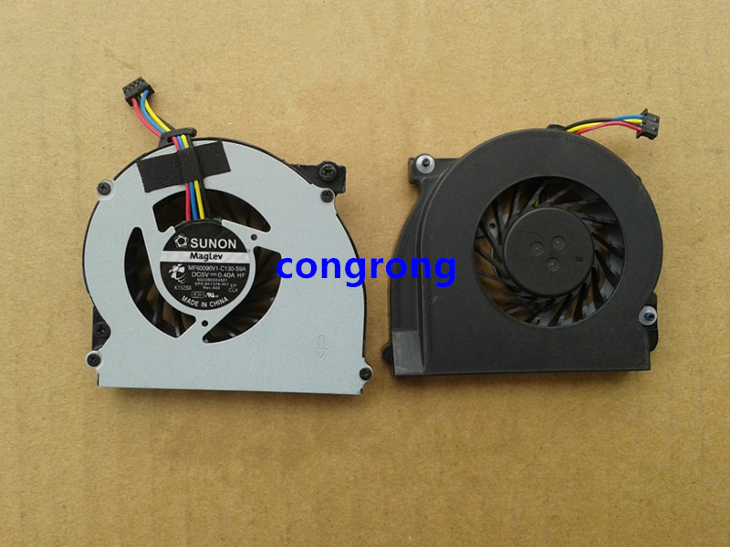 CPU Cooling <font><b>Fan</b></font> for <font><b>HP</b></font> EliteBook 2560 2570 2560p <font><b>2570p</b></font> P/N MF60090V1-C130-S9A or DFS451205MB0T FA5T image