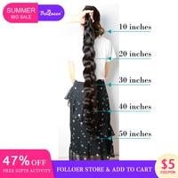 Bequeen Brazilian Body Wave Hair Weave Bundles Raw Human Hair Bundle Long Virgin Hair Extension 1/3/4PCS