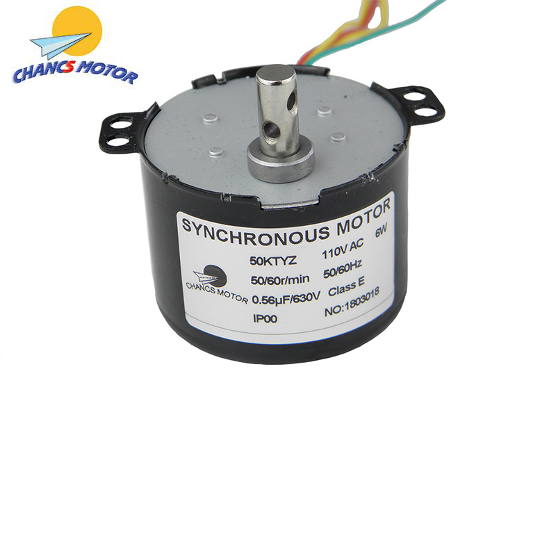 Metal Automation STOCK SYNCHRONOUS MOTOR AC 220-240V 4W 10//12RPM ROBUST TORQUE