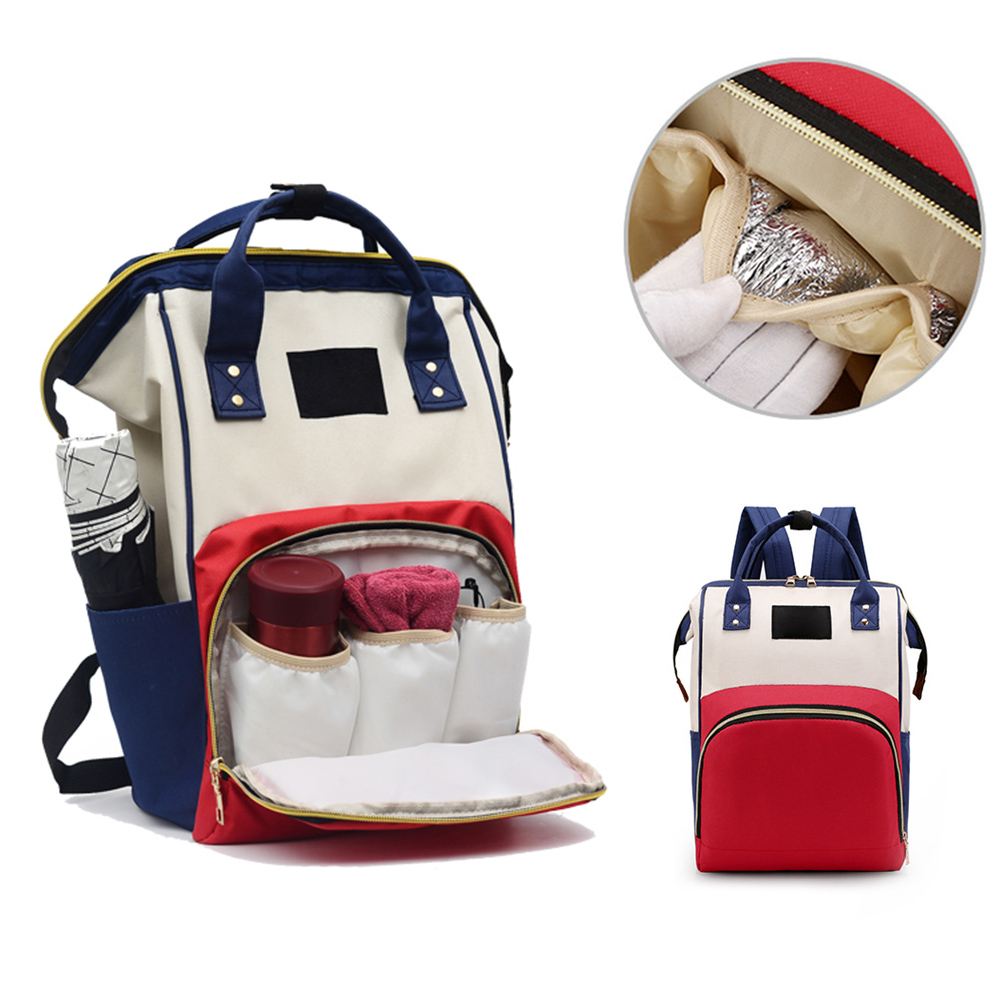 Large Mummy Diaper Bag Maternity Travel Backpack Pregnant Women Handbag Baby Nursing Care Bags For Mother Stroller Bag Handbag