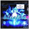 DONIC Tennis Da Tavolo di Gomma Bluefire M1/M2/M3 Velocità di Rotazione brufoli in con spugna ping pong tenis de mesa