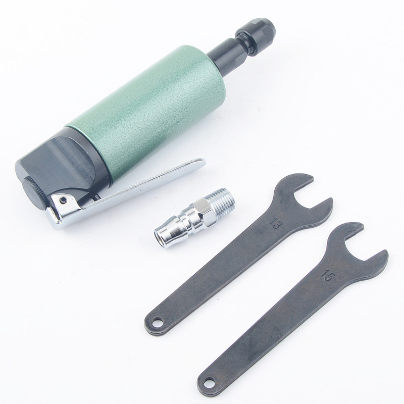 цена на MY-GB02 straight shank pneumatic tool grinder pneumatic straight grinder 6MM high speed polishing engraving tire repair grinder