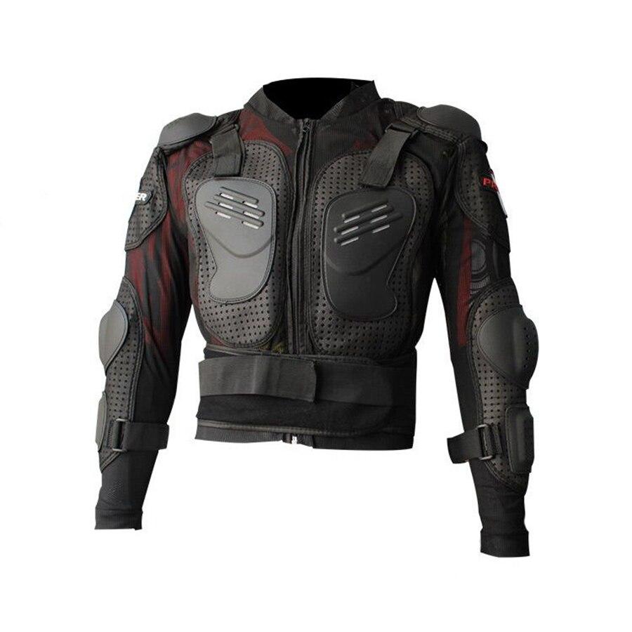Livraison gratuite 1 pièces nouvelle moto armure de corps chemise veste Motocross Racing complet protecteur de corps