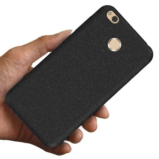 """Цена за 10 шт./лот люксовый бренд case для xiaomi redmi 4 х 5 """"чехол супер матовый щит матовый силиконовый 5.0 дюймов задняя крышка"""