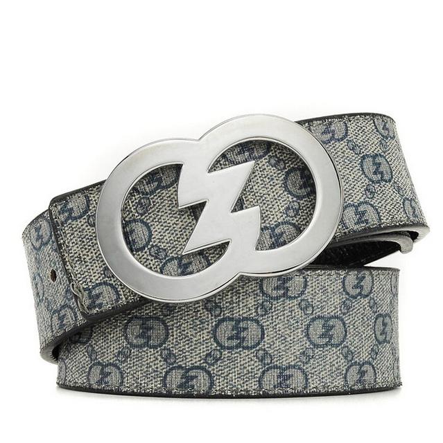 Cinto de luxo Famosa marca Suave cintos de fivela homens cinto de negócios de alta qualidade para homens