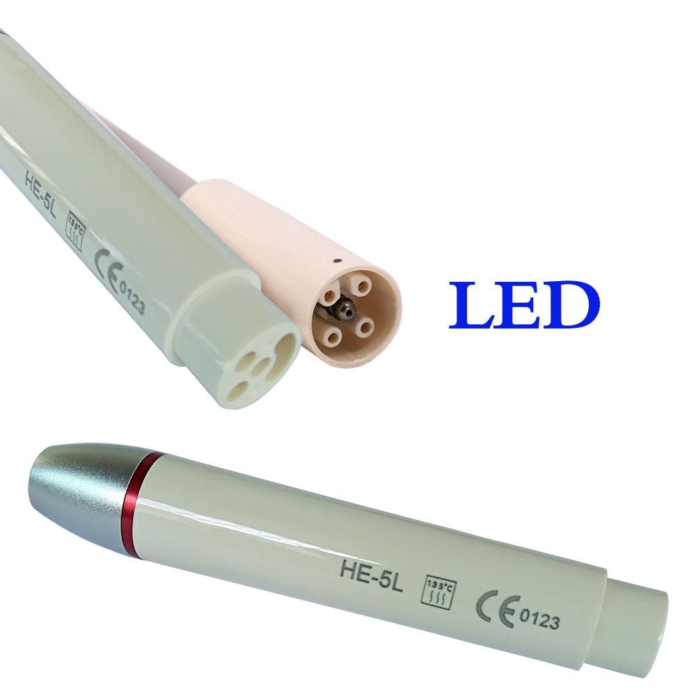 Здесь можно купить  1 piece Dental Scaler Piezo LED Handle HE-5L for EMS/Woodpecker/H5-LED Series Device Dental Equipment  Красота и здоровье
