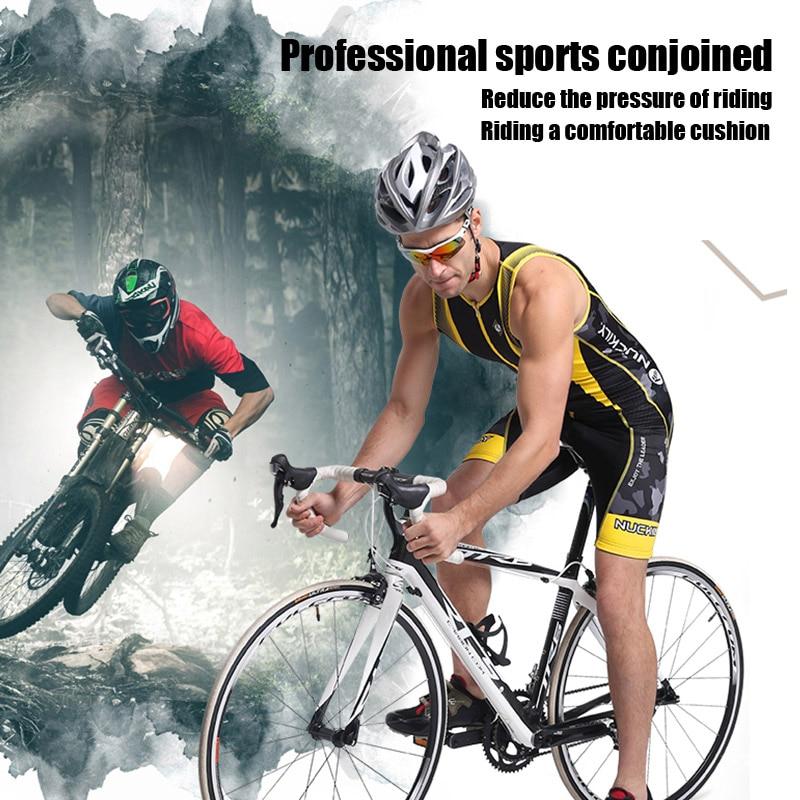 Профессиональный ironman Триатлон костюмы сжатия лайкра цельный Джерси для велоспорта